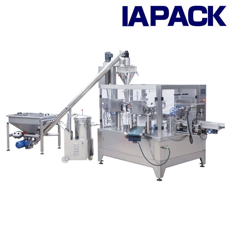 Doypack Packaging Machine for Powder