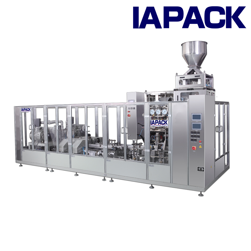 Automatic Vacuum Brick Bag Packing Machine