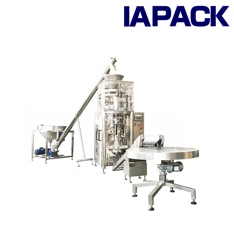 Vertical Salt Packing Machines