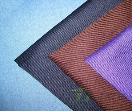 polyester twill dyed fabric