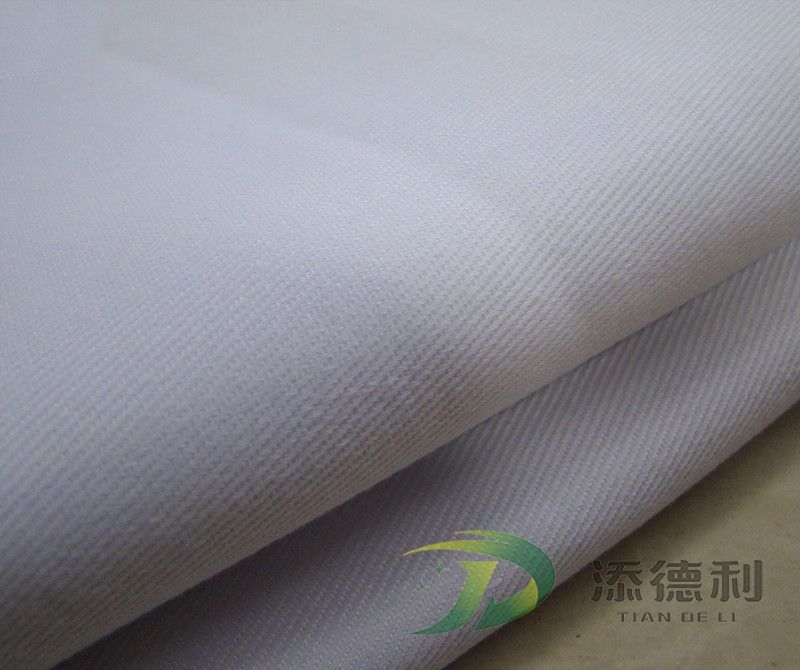 polyester twill grey fabric