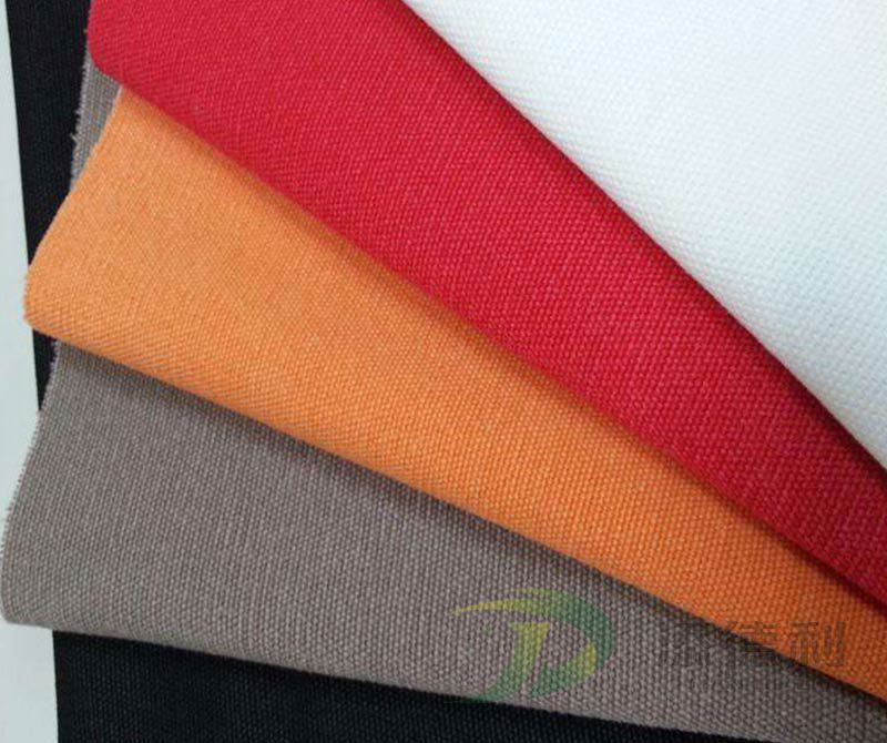 Dyed Cotton Canvas Fabrics