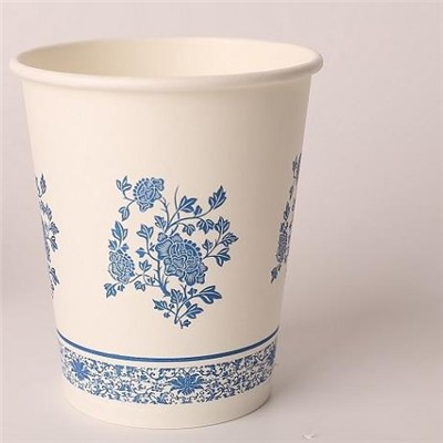 PLA Single Wall Paper Coffee Cup