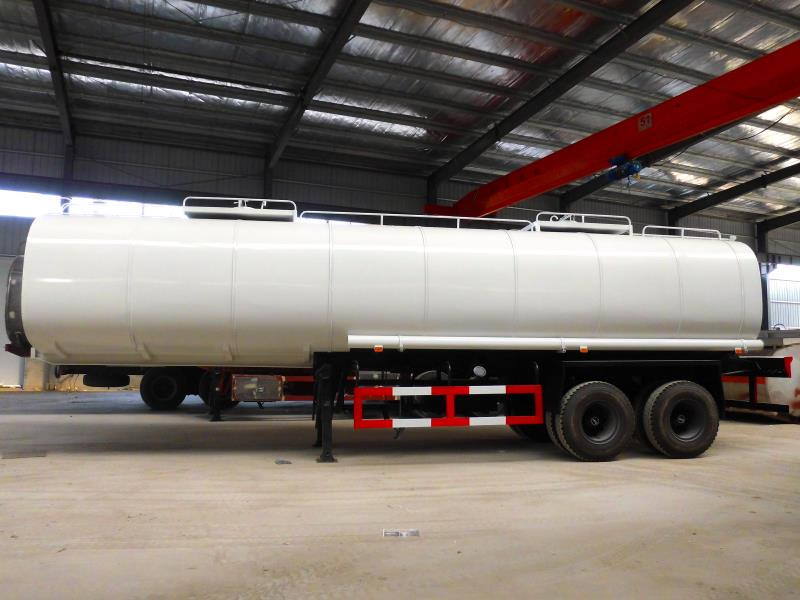 Axles 40M3 Carbon Steel Fuel Tank Trailers