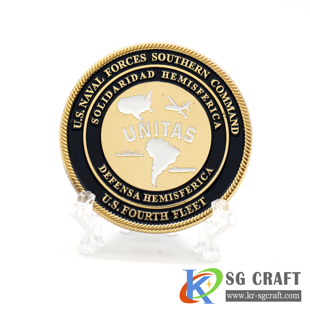 Largest Custom Challenge Coins Supplier In China