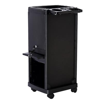 With Door Salon Trolley