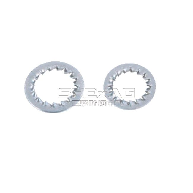 Serrated Washer