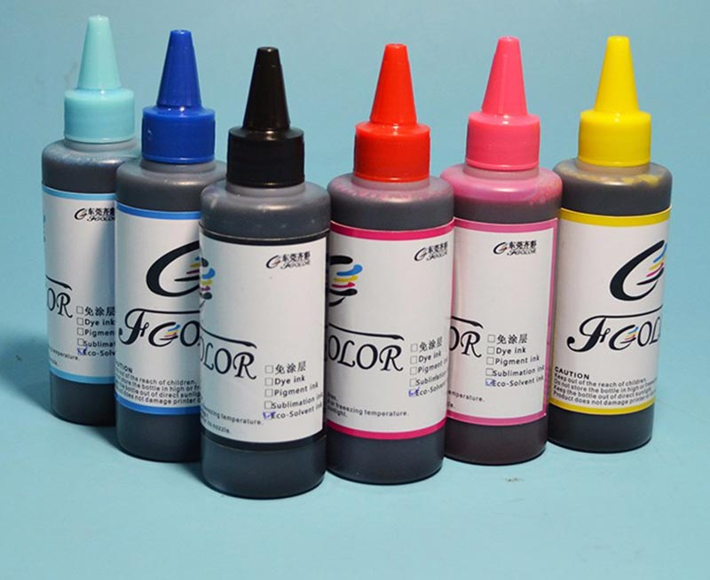 Original Konica Solvent Ink