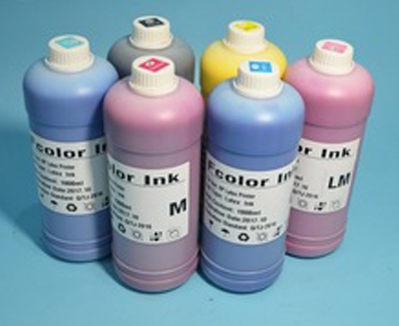 Galaxy Eco Solvent Printer Ink