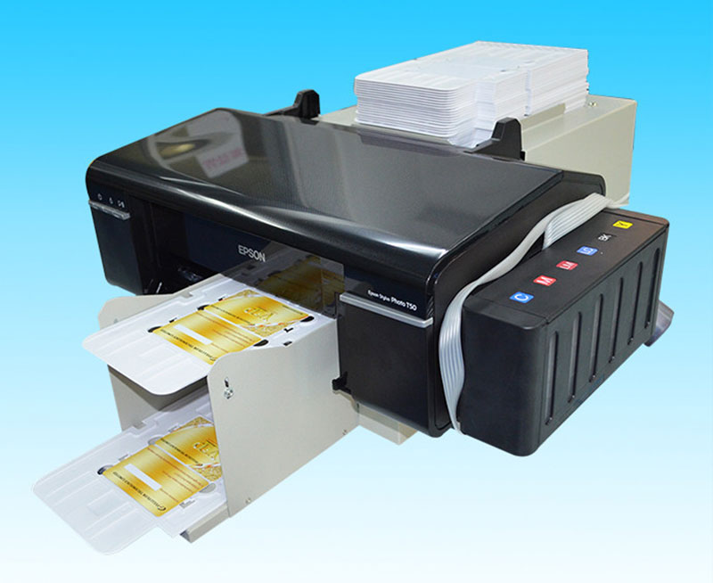 Desktop PVC Smart Card Printer Factory