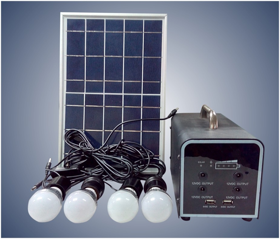 Epistar solar outdoor lighting system solar lamp Waterproof IP65