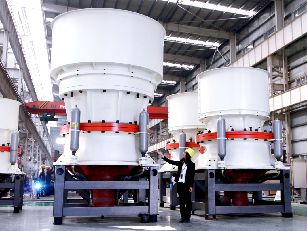 Hongxing Machinery cone crusher