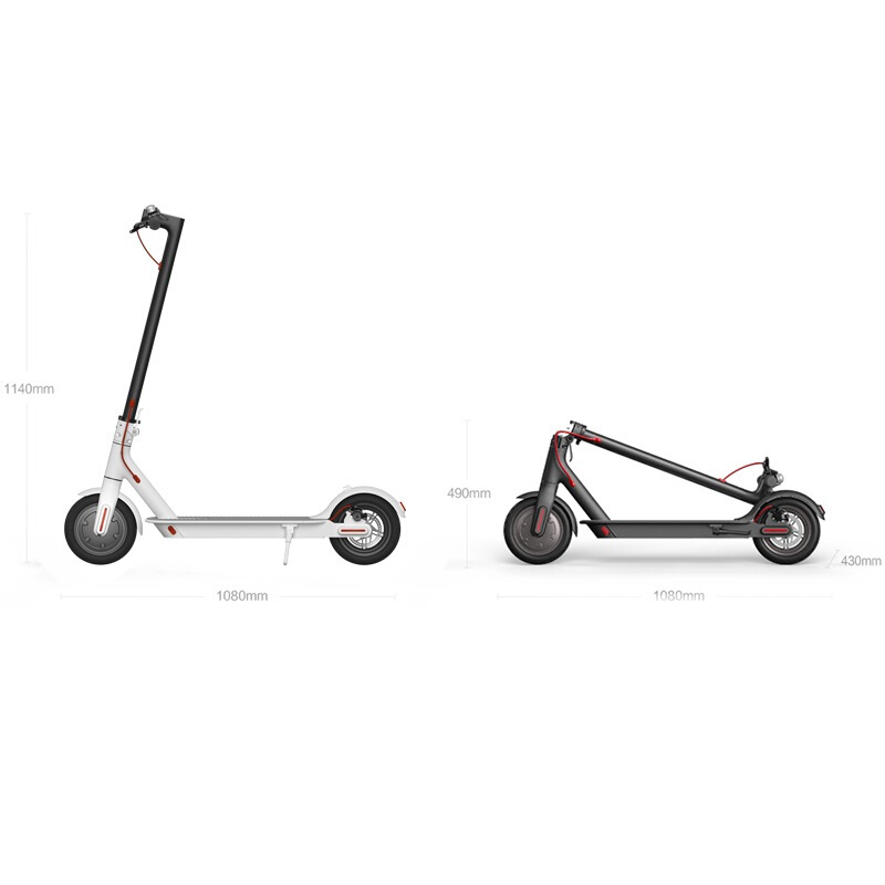 8.5inch folding electric scooter