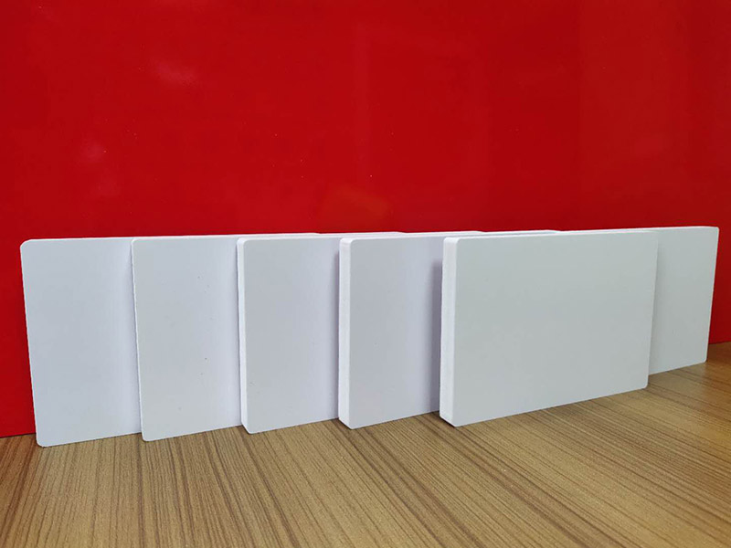PVC Celuka Foam Sheet / 9mm 0.40 density  PVC FOAM SHEET