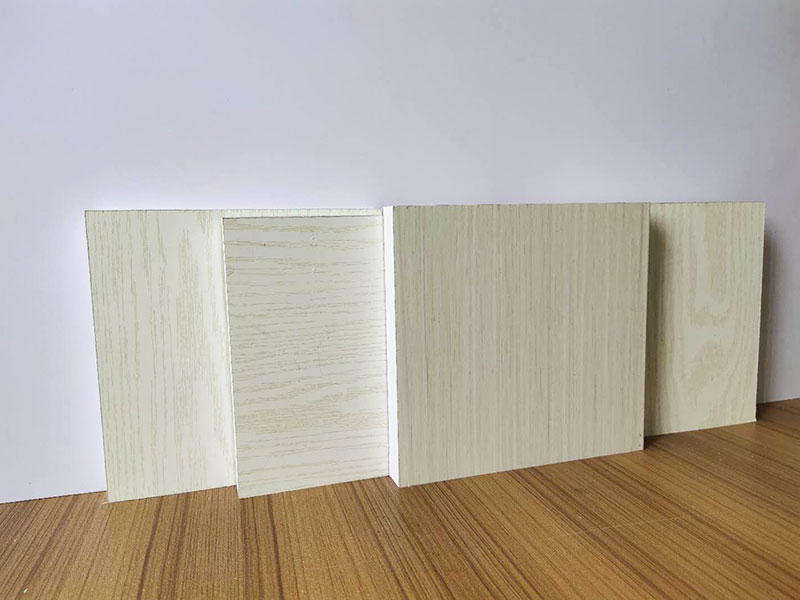 Laminated PVC Foam Board / Aluminum Sheet Laminate   PVC PAINT FREE FURNITURE FOAM BOARD