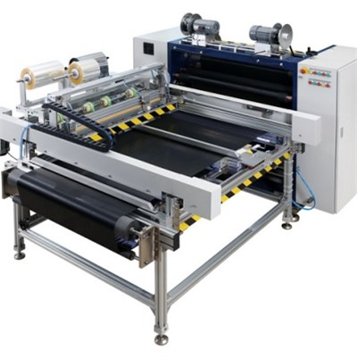 Automatic TTR Rewinding and Cutting Machine