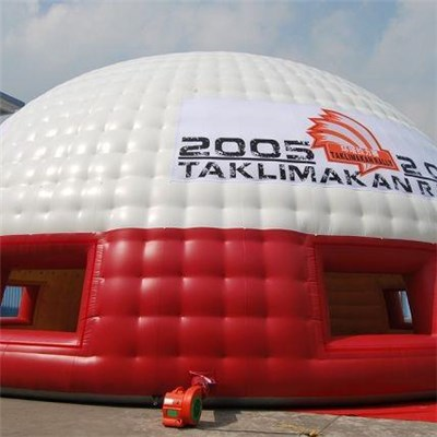 Arge Outdoor Canopy Sphere Event Yurt Iglu Inflatable House Tent
