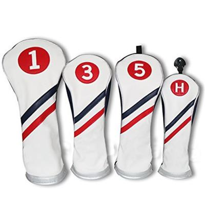 Genuine Leather Golf Head Covers