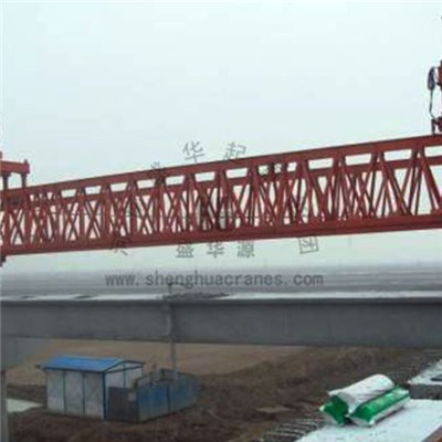 Girder Launcher For Railway Construction