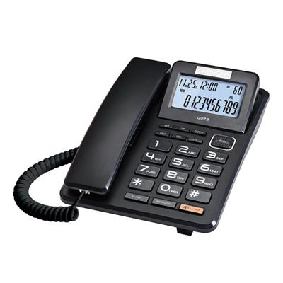 Moveable LCD Display Landline Telephone