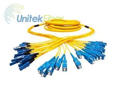 Bulk Fiber Optic Cables Assembly