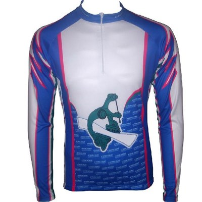 Long Sleeve Cycling Jersey 2017