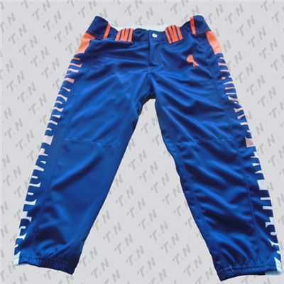 Plus Size Baseball Pants