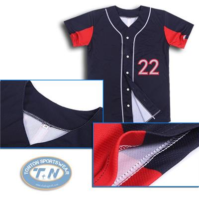 Fashion Baseball Jersey