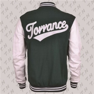 Womens Baseball Jacket