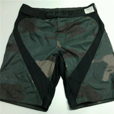 Fabric Shorts Mma