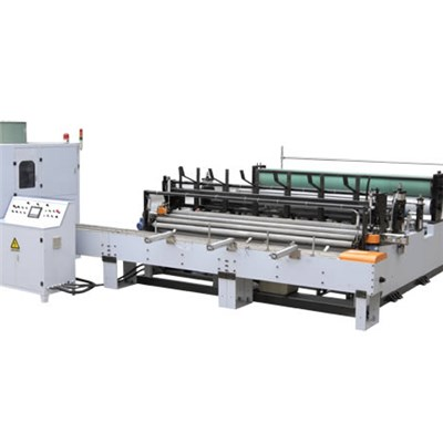 HX-2800B Embossing Toilet Paper Production Line