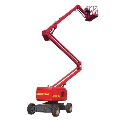 20M Articulated Work Platform Boom Lift