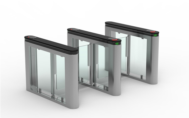 ZOJE Optical Speed Gate Turnstile Model No. ZOJE-B202
