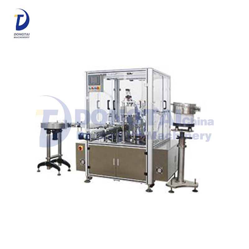 CE Certificate Full Auto Injection Glass Vial 20ml Bottle Filling Machine,e-Liquid Filling Capping Machine Price