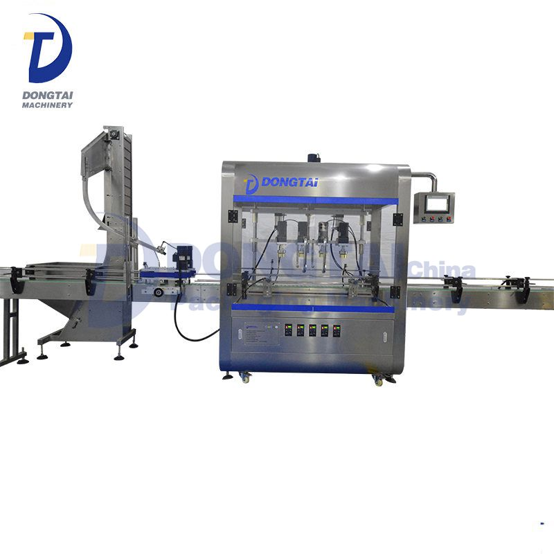 Automatic Twist Off Capping Machine Plastic Bottle Capping Machine Plastic Bottling Fill Seal Machine