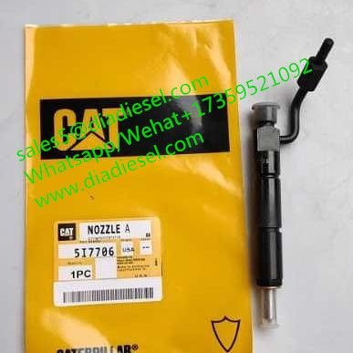 5I-7706 5I7706 Injector Nozzle for Caterpillar Engine 3064 3066 S4KT S6KT for sell!!