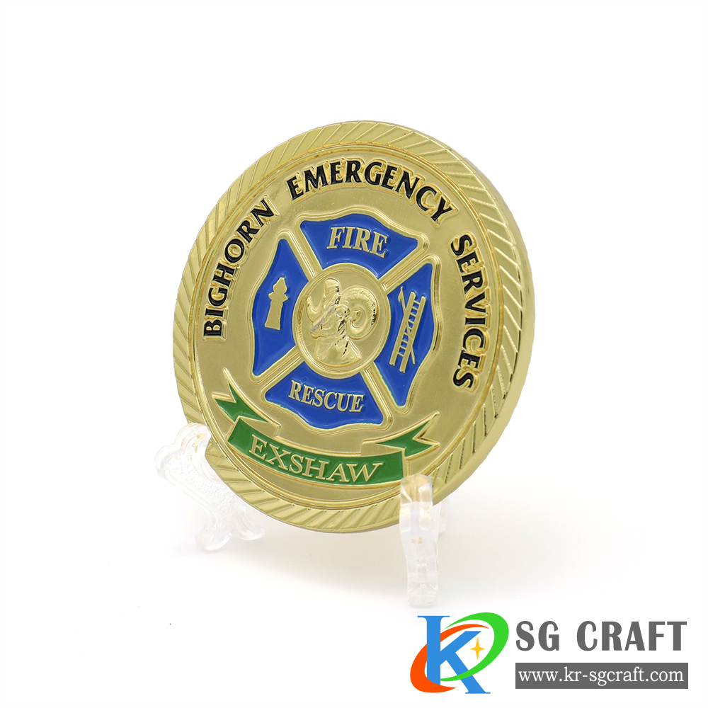 custom gold silver copper bronze soft enamel zinc alloy 3d metal challenge coin