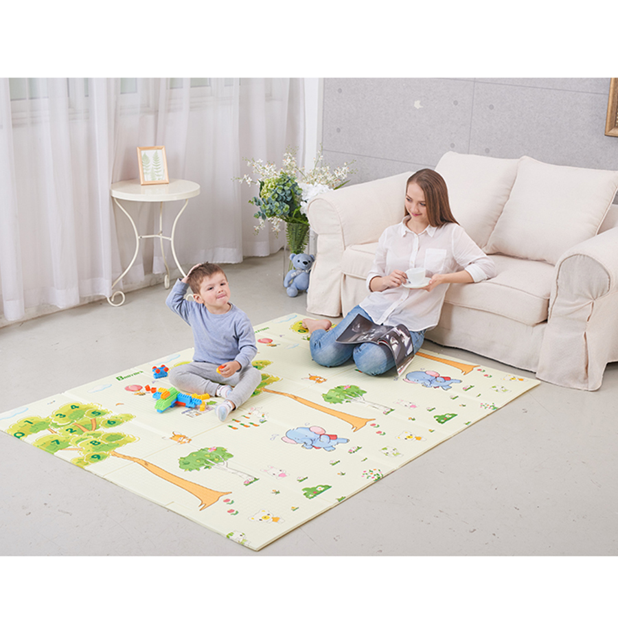 Interlocking Baby Play Mats