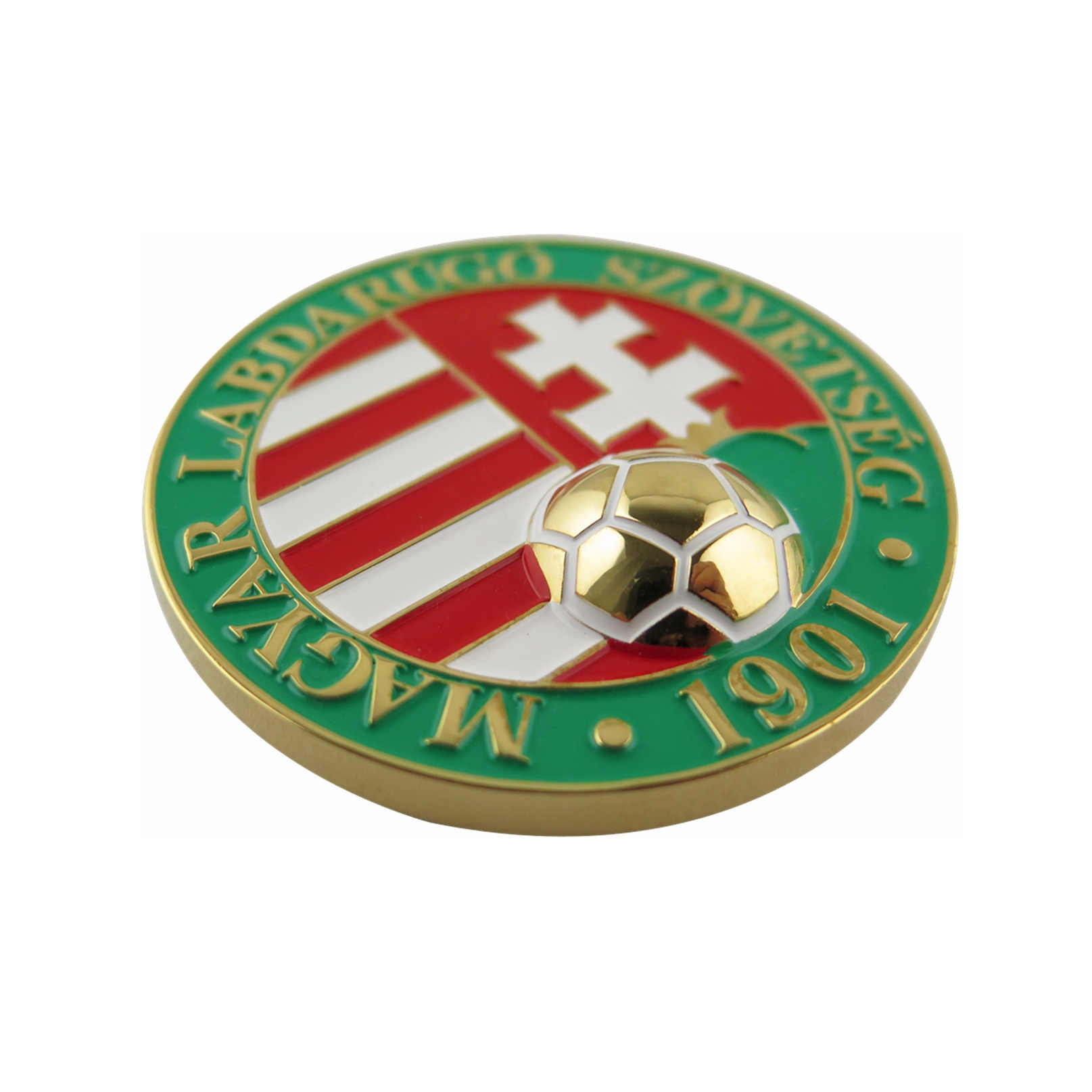 3D Football Challenge Coins
