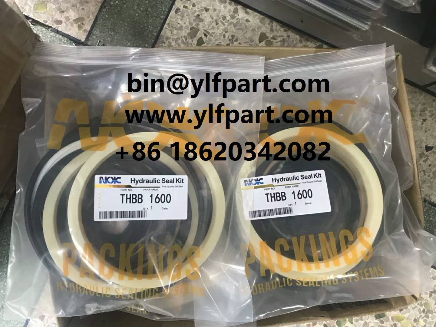 Huskie HH150-2 HH300-2 HH1000-2 Excavator center joint seal kits HH500-2 HH750-2 HH2000-2 hydraulic jack oil seal kits