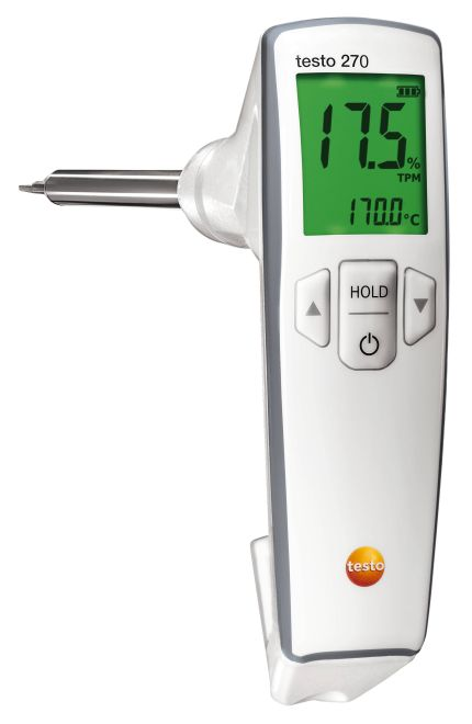 testo 270 - Cooking oil tester