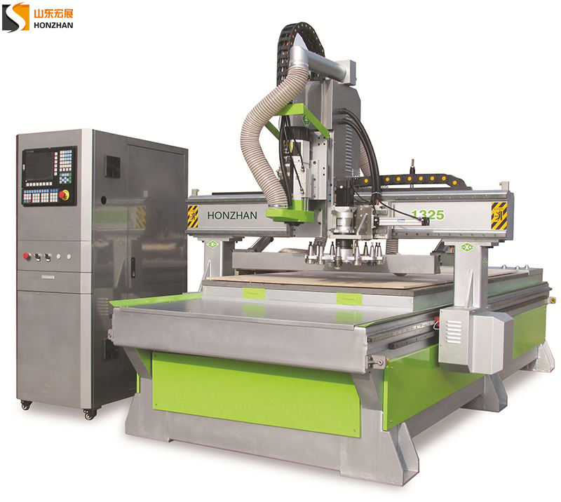 ATC Automatic Tool Changer Woodworking CNC Router Honzhan HZ-ATC1325