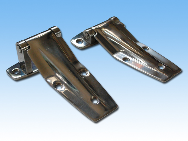 Customized container truck  trailers door side stainless hinge