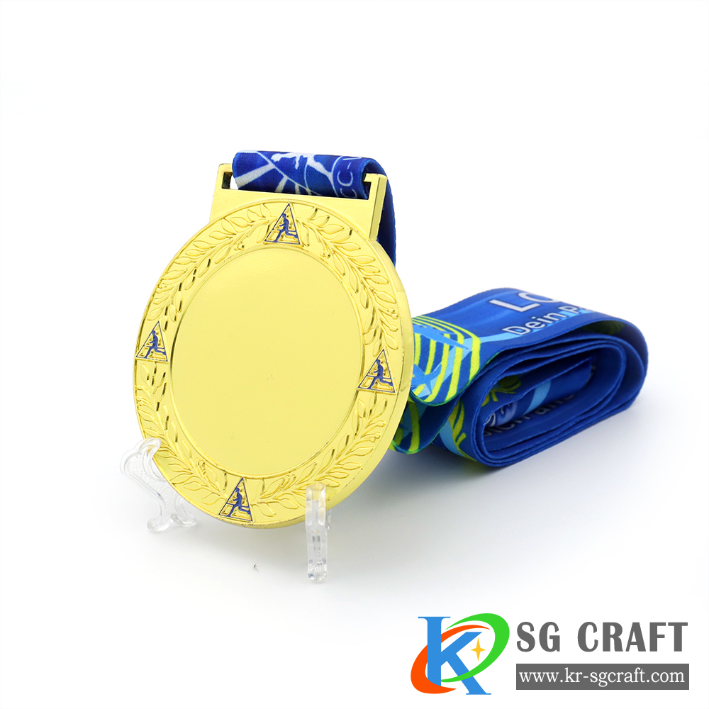 Professionally Custom Metal Medal With Logo Your Own Design