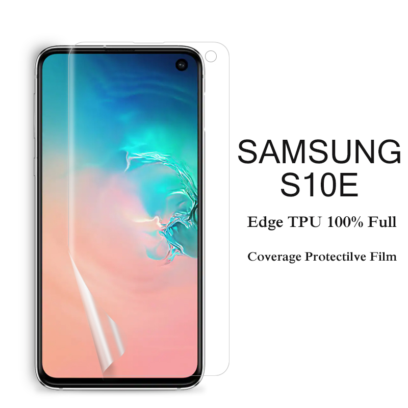 TPU FILM SCREEN PROTECTOR FOR SAMSUNG S10,Tempered Glass Screen Protector
