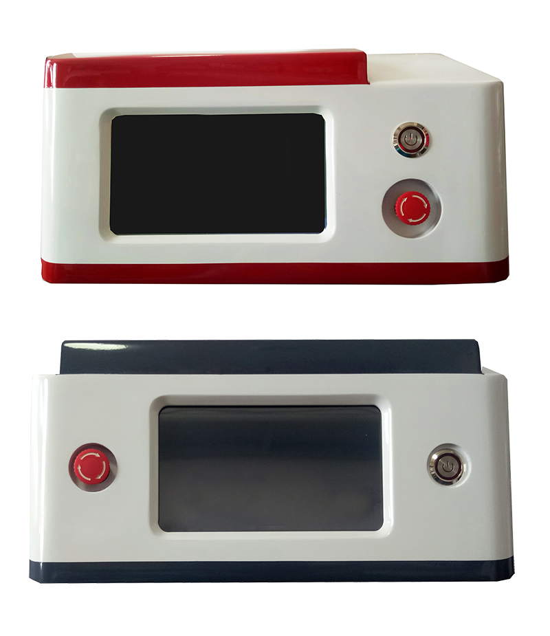 4 in 1 980nm Diode Laser machine-Exquisite red- gray version