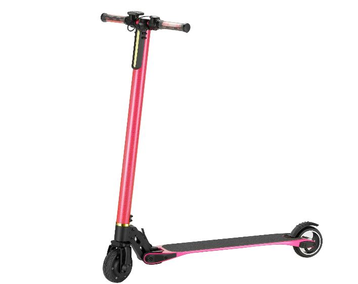 5.5 inch folding electric scooter light weight