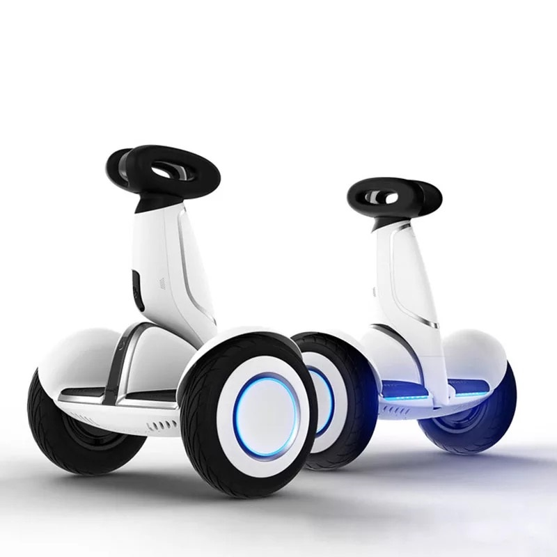 NInebot Mini plus self balancing scooter handle
