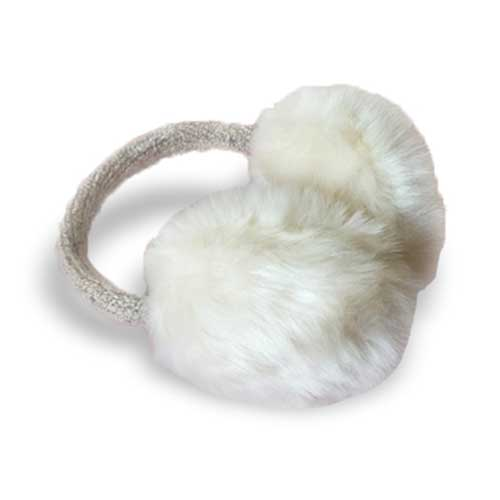 Custom Fake Fur Earmuffs Ear Warmers Wholesale