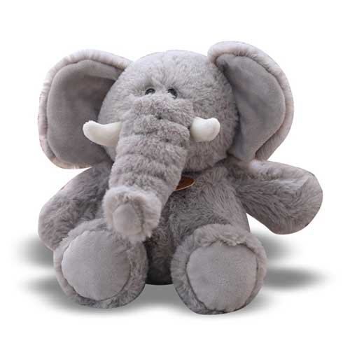 Elephant Stuffed Animal Plush Toys 4 Color